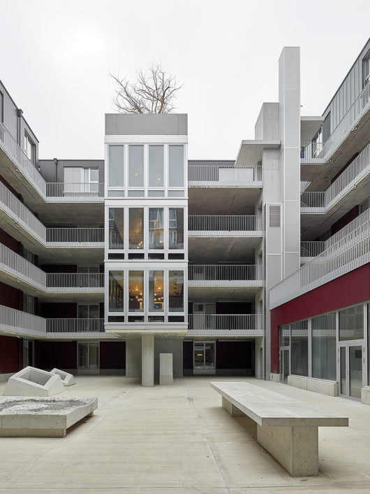 Edelaar mosayebi inderbitzin architekten z rich schweiz for Architekten schweiz